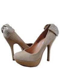 Steve Madden Parfait Beige Pumps Shoes