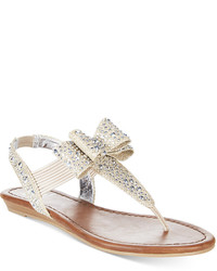 568fbc5c435 ... Material Girl Shayleen Flat Thong Sandals Created For Macys Shoes