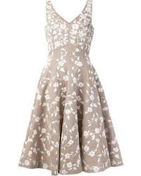 Michael Kors Michl Kors Embroidered Dance Dress