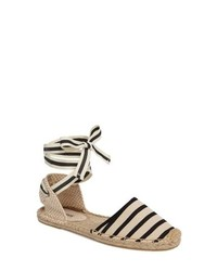 Soludos Lace Up Espadrille Sandal