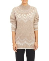Theory Fair Isle Roblynda Sweater
