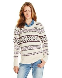 Pendleton Fair Isle Pullover Sweater