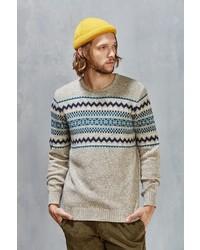 o'hanlon mills Skybreak Pattern Sweater