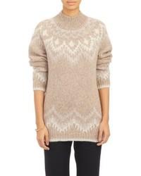 Theory Fair Isle Roblynda Sweater