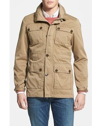 Beige Field Jacket