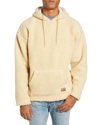 Brixton Fleece Pullover Hoodie