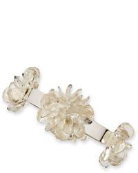 Beige Floral Bracelet
