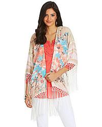 Ali Miles Floral Kimono