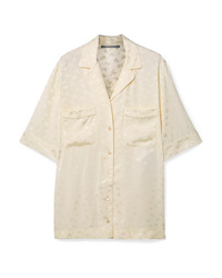 Stella McCartney Floral Jacquard Shirt