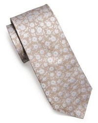 Michael Kors Michl Kors Floral Silk Tie
