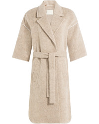 By Malene Birger Asana Coat With Wool And Alpaca