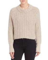 Rag & Bone Makenna Wool Blend Sweater