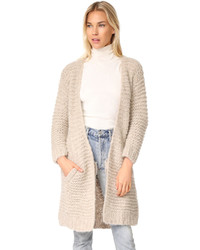 Nepenthe long cardi medium 5085701