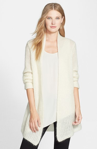 Eileen Fisher The Fisher Project Straight Long Cardigan | Where to ...