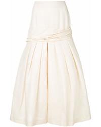 Jacquemus Midi Full Skirt