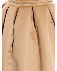 21200f639c Rochas Pleated Full Duchess Satin Skirt, $820 | MATCHESFASHION.COM ...