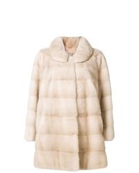 Liska Midi Fur Coat