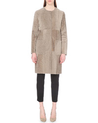 Max Mara Ordine Shearling Coat