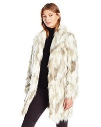 Phoebe oversized faux fur coat medium 3638977