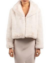 bubish Milan Faux Fur Jacket