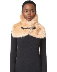 Carven Faux Fur Scarf