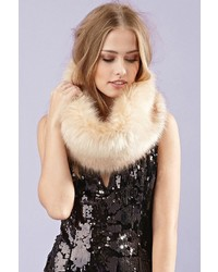Forever 21 Faux Fur Snood