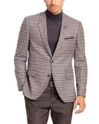 The smith regular fit italian virgin wool blend sport coat medium 158699