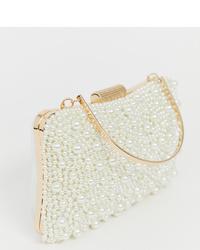 True Decadence Embellished Pearl Grab Bag