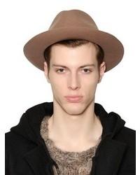Diesel Wool Felt Hat