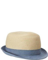Old Navy Straw Fedora For Toddler