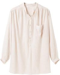 Etoile Isabel Marant Isabel Marant Toile Xanti Henley Shirt