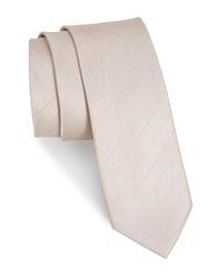 The Tie Bar Herringbone Vow Silk Tie