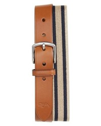 1901 Orris Tumbled Leather Belt