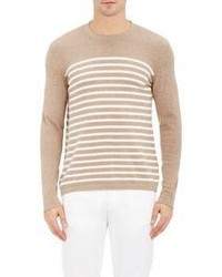 Piattelli Striped Sweater