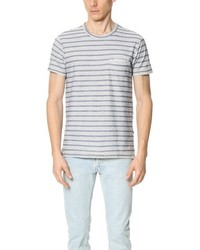 Loop stripe welt tee medium 671801