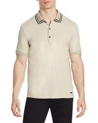 Burberry Martley Cotton Polo