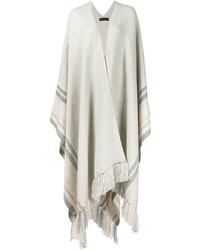The row stripe detail poncho medium 340233