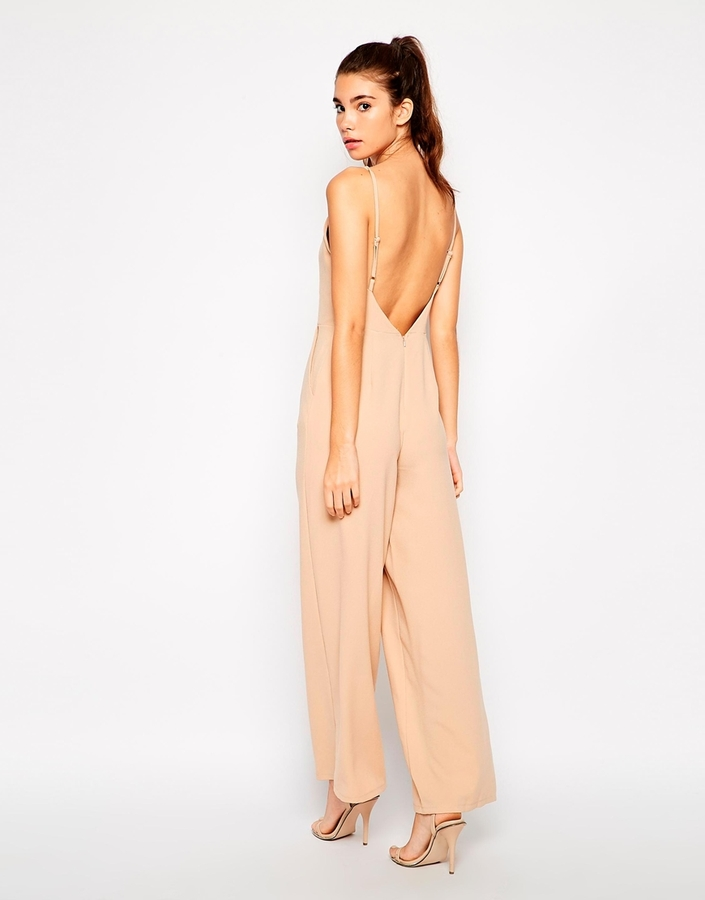 e9631b4b448f ... Love High Neck Jumpsuit With Low Back ...