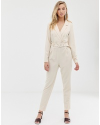 Vila Tailored Utility Jumpsuit