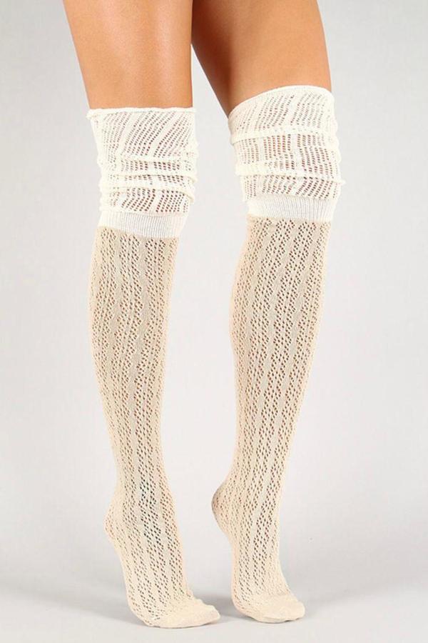 Girly Thigh High Socks