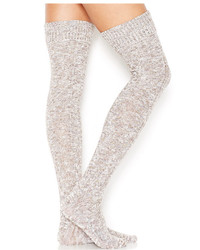 Free People Thigh High Socks