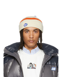 Ader Error Off White Stone Logo Regular Fit Beanie
