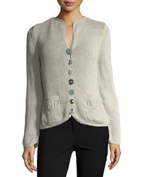 Bay breeze multi button cardigan medium 5360007