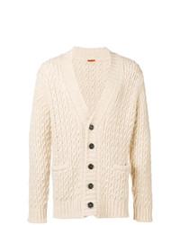 Barena Cable Knit Cardigan