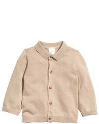 H&M Silk Blend Cardigan