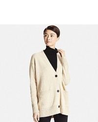 Uniqlo Heavy Gauge Oversized Cardigan