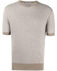 Canali Fine Knit T Shirt