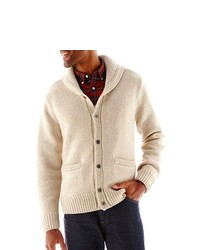 Dockers Shawl Collar Cardigan