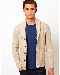 Vito Cable Cardigan