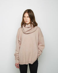 Acne Studios Demi Mix Pullover